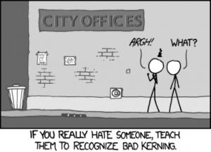 bad kerning cartoon_logoworks