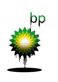 BP Oil Slick Logo