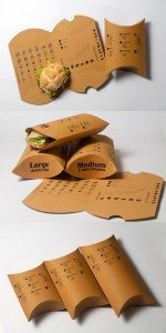 Sandwich Take-Out Packaging
