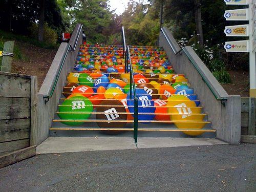 M&M Stairs