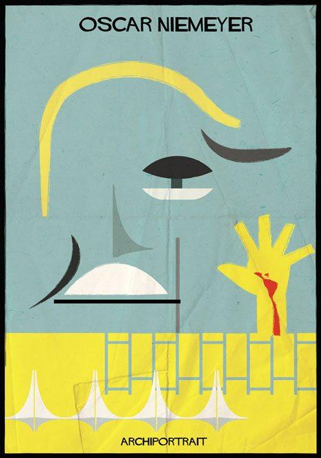 Oscar-Niemeyer-Archiportrait-by-Federico-Babina_dezeen_2
