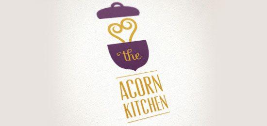 Restaurant-Logos-The-Acorn-Kitchen