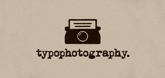 Typophotography-logos