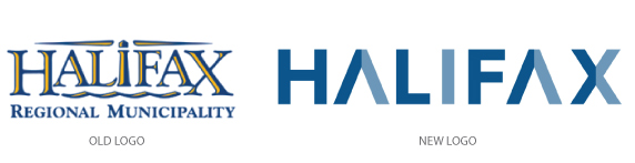 Halifax Logo Old/New